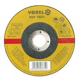 Metal Grinding Disc 125mm