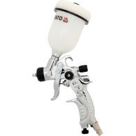 Spray gun with fluid cup, hvlp 0.1l, 0.8 mm YT2357