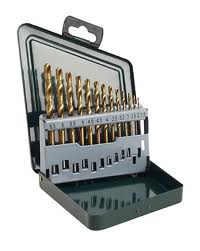 BOSCH 13 Piece HSS-R Metal Drill Bit Set Titanium