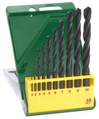 BOSCH 13pc HSS-R Drill Bit Set