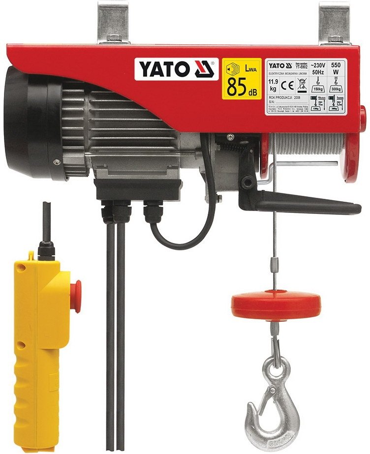 Electric Hoist 125-250Kgs