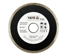 Diamond blade 125 mm