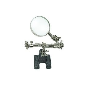 Helping Hand with Magnifying Glass 62mm 73500