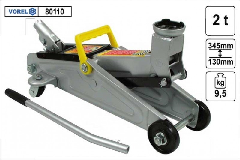 2 ton Trolley Jack 80110