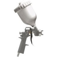 Spray gun with gravity flow cup 81618