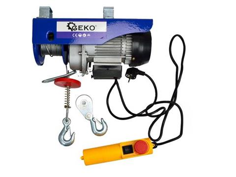 Electric Hoist 150-300Kgs
