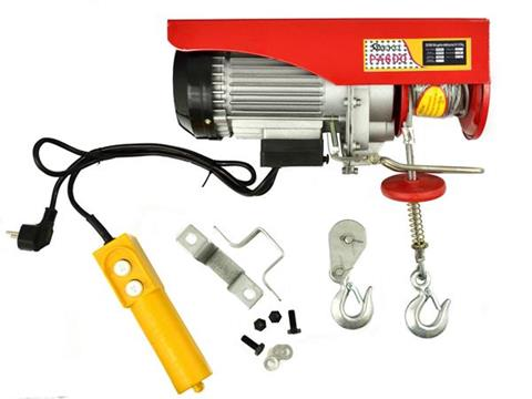 Electric Hoist 300-600Kgs