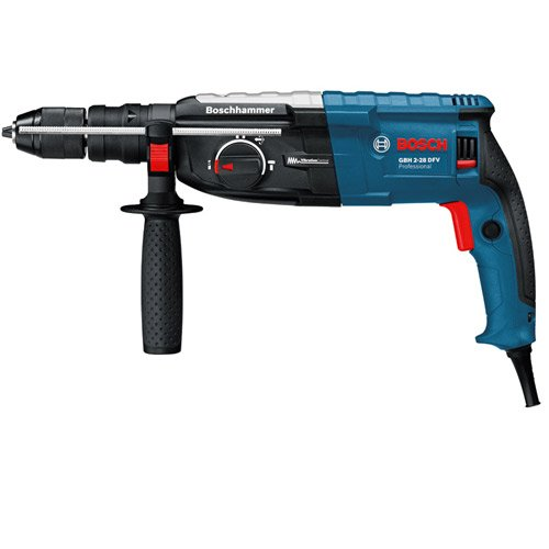 Bosch GBH 2-28 DFV 2kg SDS+ Rotary Hammer Drill with Quick Chang