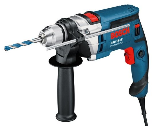 Bosch GSB 16 RE 1-Speed Impact Drill