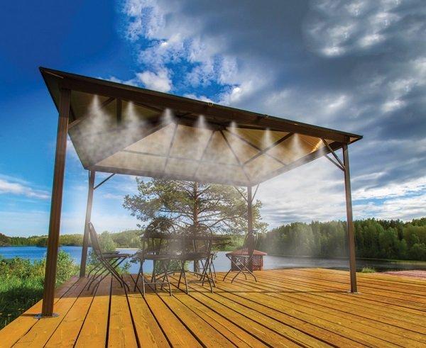 Garden Misting System 15m, WJA Distributors - DIY & Professional