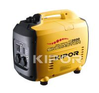 Kipor IG2600 Digital Inverter Suitcase Generator