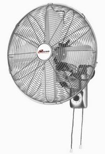 "16"" Metal Wall Fan"
