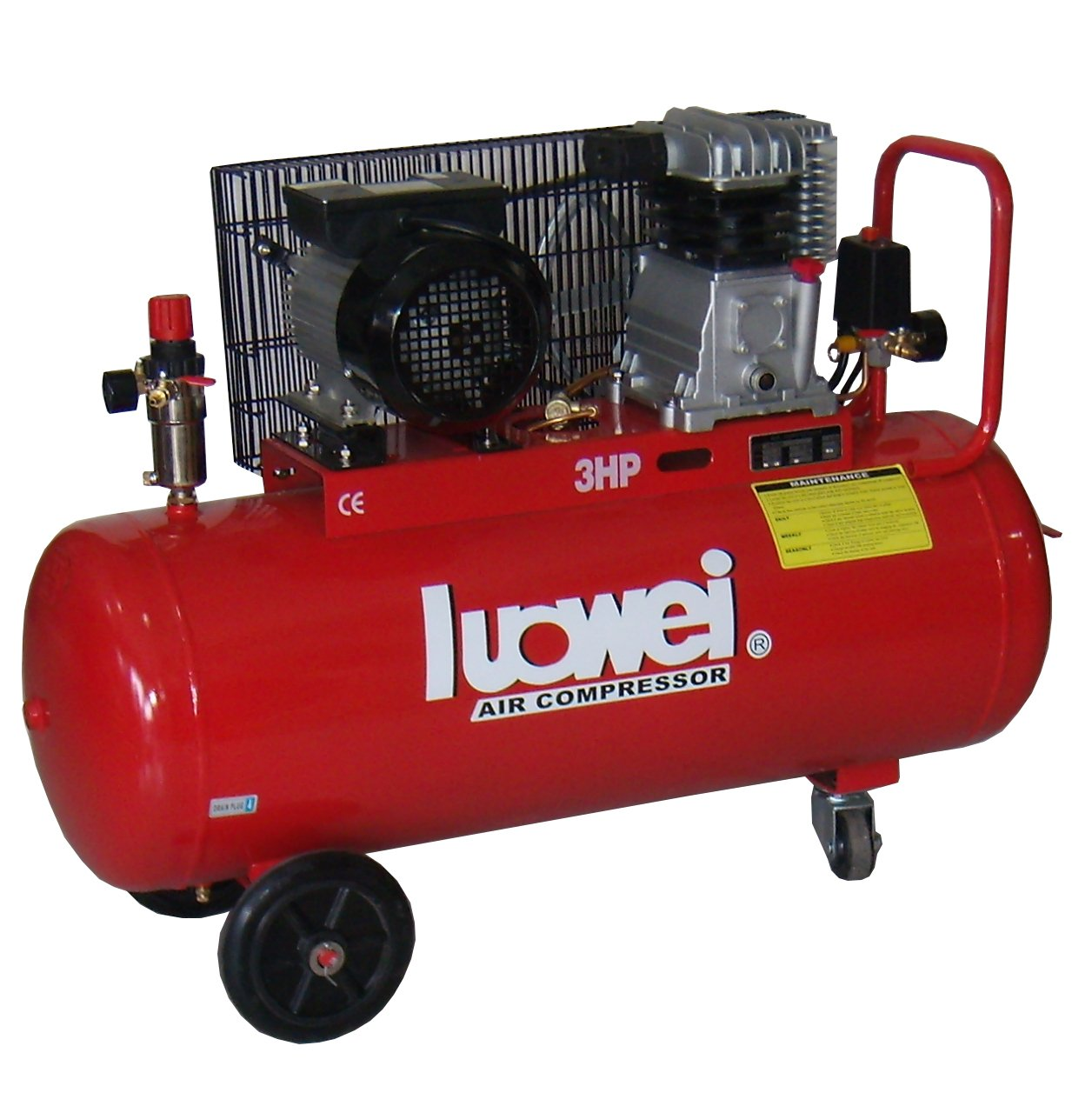 Air Compressor 100l 3hp
