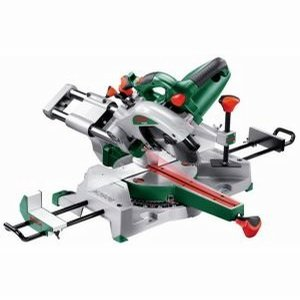 Bosch PCM 8 S 210mm Compound Sliding Mitre Saw 240V