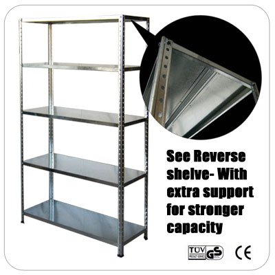 Shelving System <br> Heavy Duty
