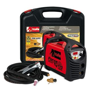 Telwin FORCE TIG 170 230v KIT CASE