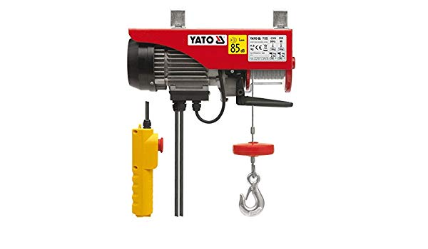 Electric hoist 250-500Kgs