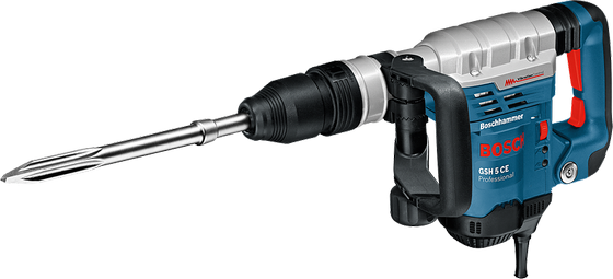 Bosch GSH 5CE SDS-MAX Demolition Hammer Drill 1100w motor SDS-Ma