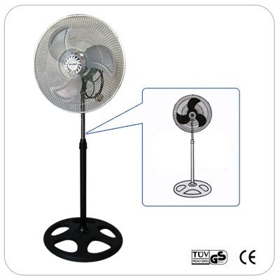 "18"" Industrial Oscillating Fan"