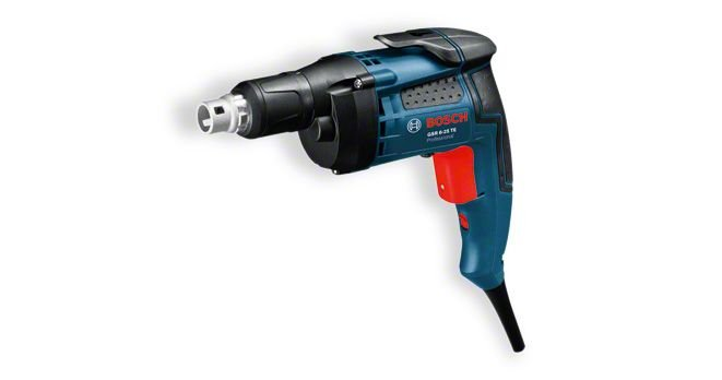 Bosch Electric Screwdriver GSR 6-25 TE Professional