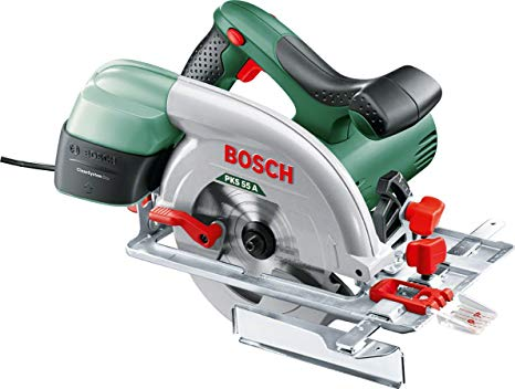 Bosch PKS 55 A Electrical Circular Saw