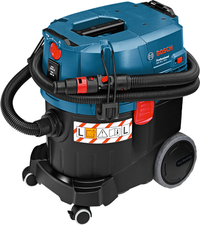 Bosch GAS 35 L SFC + Vacuum Cleaner